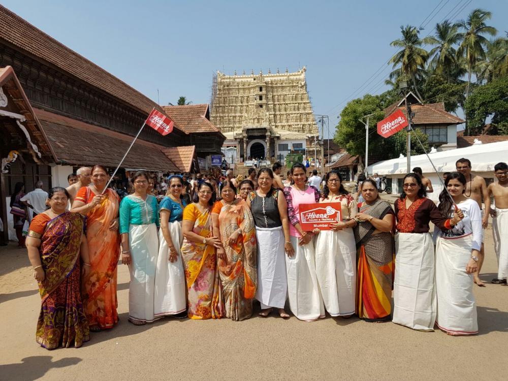 Kerala Tour (Tour Manager Vijay Gupta & Devesh Rathore)