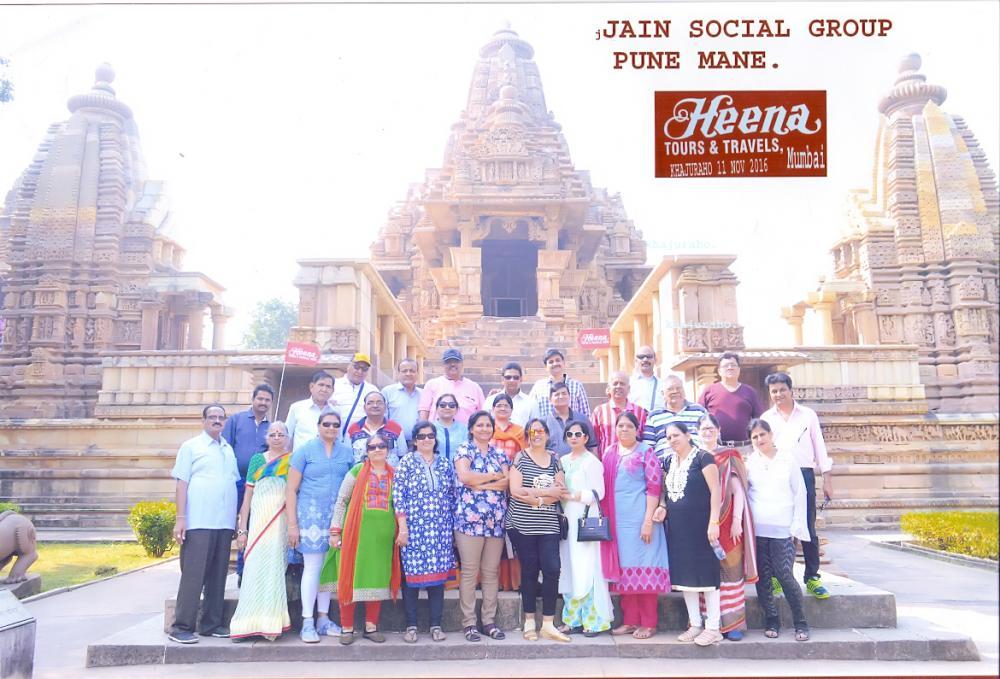 Jain Social Group With Heena