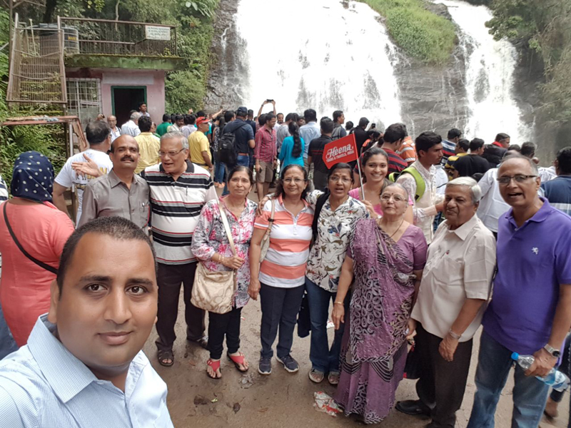 Mansukh Kothari Special Group Tour