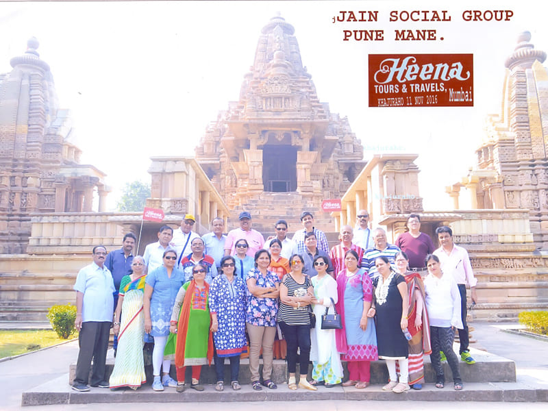 Jain Social Group With Heena